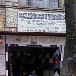 Cerámicas y Diseños La 46 en Bogotá