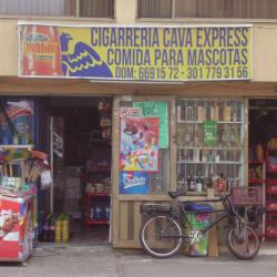 Cigarreria Cava Express   en Bogotá