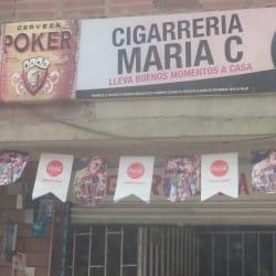 Cigarreria Maria C en Bogotá