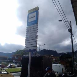 Paradero SITP Plaza Paloquemao - 257A00 en Bogotá