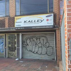 Kalley Centro de Servicio Autorizado en Bogotá