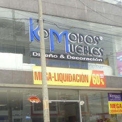 Komodos Muebles S.A S en Bogotá