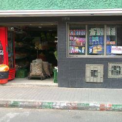 Minimercado calle 23 con 119B en Bogotá