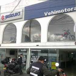 Vehimotora Susuki en Bogotá