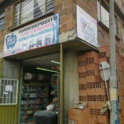 Ferredeposito Los Cerezos en Bogotá