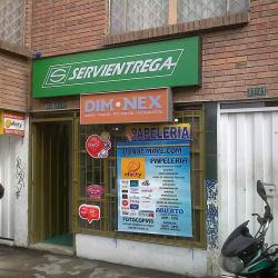 Servientrega Primavera Carrera 89A en Bogotá