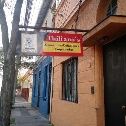 Thiliano's en Santiago
