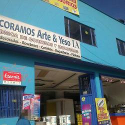 Decoraciones Arte y Yeso  en Bogotá