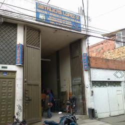 Metalicas Lopez M en Bogotá