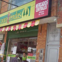 Mercados Centrales  en Bogotá