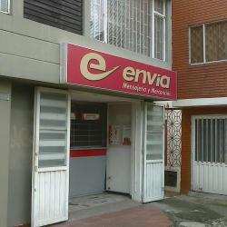 Envía Avenida Calle 80 en Bogotá