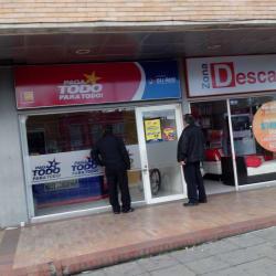 Paga Todo Avenida Calle 80 con 89A en Bogotá