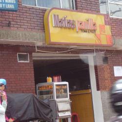 Matias Parrilla  en Bogotá