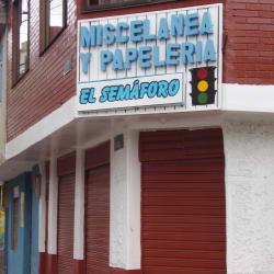 Miscelanea y Papeleria El Semaforo en Bogotá