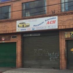 Mecánicos Asociados ACH en Bogotá