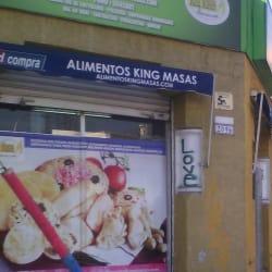 King Masas en Santiago