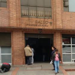 Nueva Eps en Bogotá