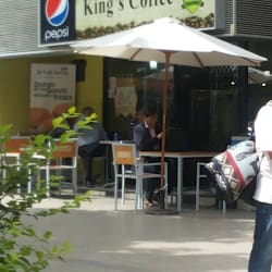 King's Coffee - Providencia en Santiago