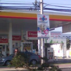 Estación de Servicio Shell - Gran Avenida 14151 en Santiago