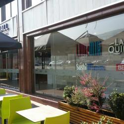 Foodhall en Santiago