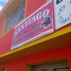 Santiago Papeleria y Libreria  en Bogotá
