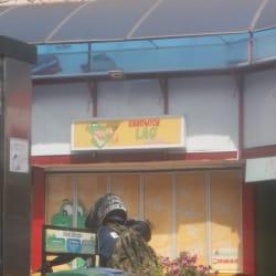 Sandwich LAG Sabroso en Bogotá