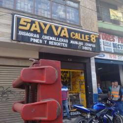 Sayva Calle 8  en Bogotá