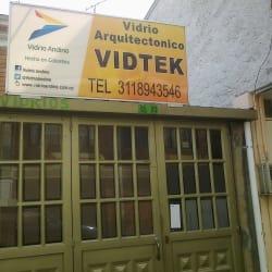 Vidrio Arquitectonico Vidtek  en Bogotá