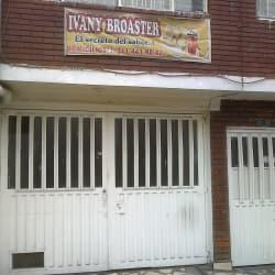 Ivany  Broaster  en Bogotá