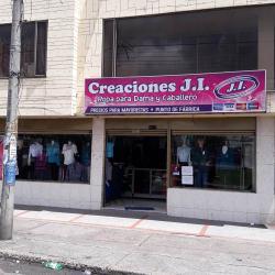 Creaciones J.I en Bogotá