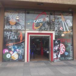 Catrón - Los Condes en Santiago