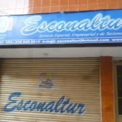 Esconaltur en Bogotá