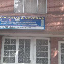 Servicio Tecnico Lavadoras & Neveras en Bogotá