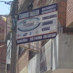 Servicio Tecnico de Electrodomesticos Calle 138 en Bogotá