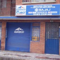 Servicio Tecnico y Venta de Repuestos Calle 168 en Bogotá