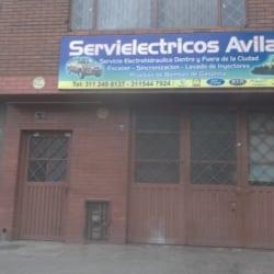 Servielectricos Avilan en Bogotá