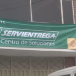 Servientrega - Efecty en Bogotá