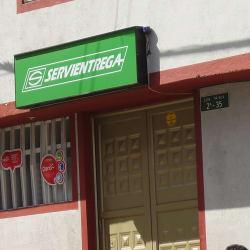 Servientrega Calle 1A Bis A  en Bogotá