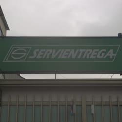 Servientrega Calle 35 en Bogotá