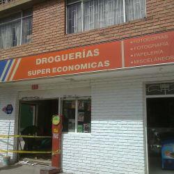 Droguerías Super Económicas en Bogotá