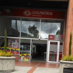 Banco Colpatria Avenida 15 en Bogotá