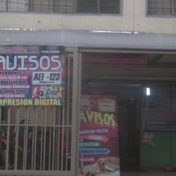 Serviplotter J.R. en Bogotá