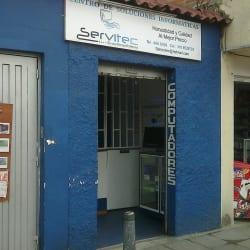 Servitec en Bogotá