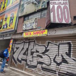 Sex Shop en Bogotá