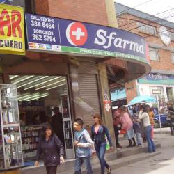 Sfarma Droguerias Carrera 4 Este  en Bogotá