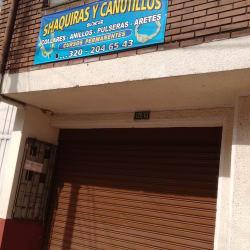 Shaquiras y Canutillos  en Bogotá