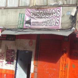 Burbujas Arias  en Bogotá