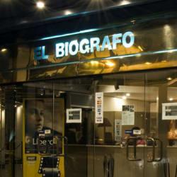 Cine El Biógrafo en Santiago