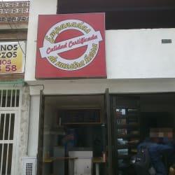 Empanadas de Nuestra Tierra en Bogotá