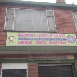 Encuadernacion  en Bogotá